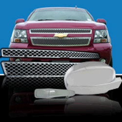 07-13 Tahoe Chrome Trim Package
