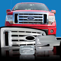 09-13 F150 Chrome Trim Package