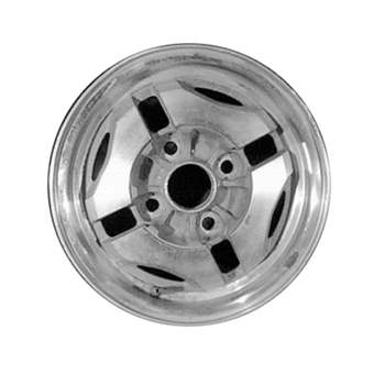Aluminum Alloy Wheel, Rim 13x5 - 69163