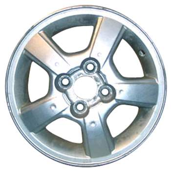 Aluminum Alloy Wheel, Rim 14x5 - 70684