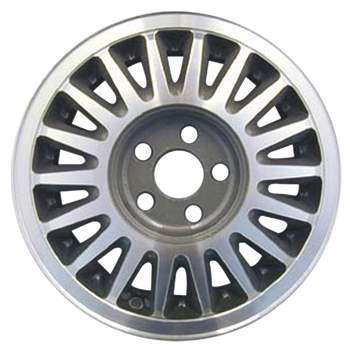 Aluminum Alloy Wheel, Rim 14x5.5 - 1412