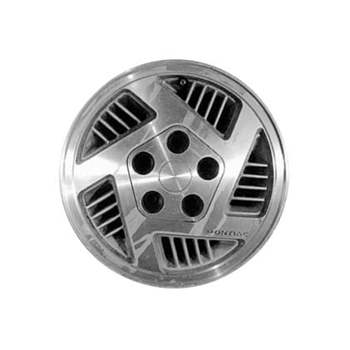 Aluminum Alloy Wheel, Rim 14x6 - 1537