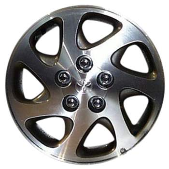 Aluminum Alloy Wheel, Rim 15x6 - 69348