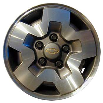Aluminum Alloy Wheel, Rim 15x7 - 5031
