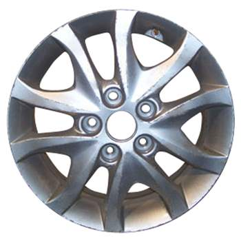 Aluminum Alloy Wheel, Rim 16x6 - 70777