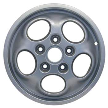 Aluminum Alloy Wheel, Rim 16x7 - 67155