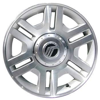 Aluminum Alloy Wheel, Rim 17x7.5 - 3525