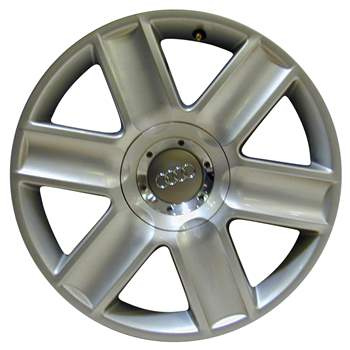 Aluminum Alloy Wheel, Rim 17x7.5 - 58762