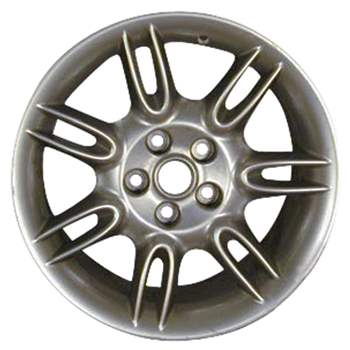 Aluminum Alloy Wheel, Rim 18x9 - 59716