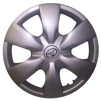 Plastic Hubcap Wheel Cover 14 Inch 61141 By Transwheel Part Fwc61139u20 2007 Toyota Yaris Clear Vehicle