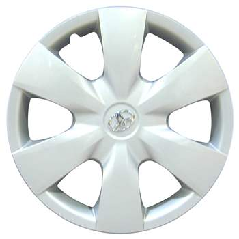 Plastic Hubcap Wheel Cover 15 Inch 15150 By Transwheel Part Fwc61141u20 2007 Toyota Yaris Clear Vehicle