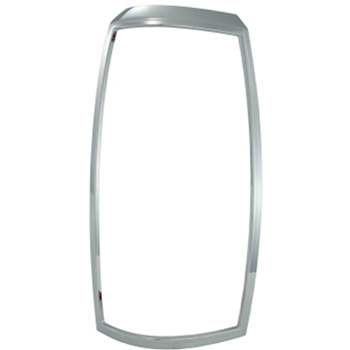 ABS Plastic Tail Light Bezels - TLB26864