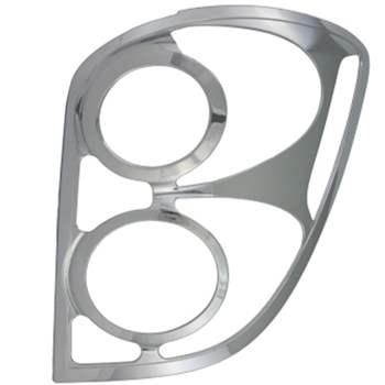 ABS Plastic Tail Light Bezels - TLB26943