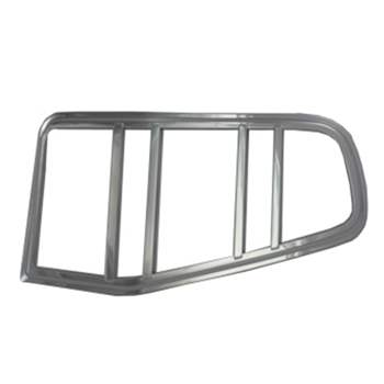 ABS Plastic Tail Light Bezels - TLB26944