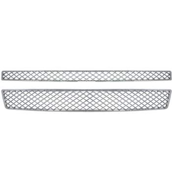 ABS Plastic Snap on Billet Grilles - GI/33X