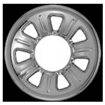 ABS Plastic 15 Inch Wheel Skins - IWCIMP/21