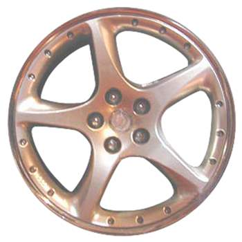 Aluminum Alloy Wheel, Rim 20x10 - 59718