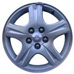 Aluminum Alloy Wheel, Rim 16x6 - 3385