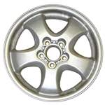 Aluminum Alloy Wheel, Rim 16x6 - 3583