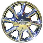 Aluminum Alloy Wheel, Rim 16x6.5 - 4047