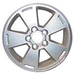 Aluminum Alloy Wheel, Rim 16x6.5 - 5070
