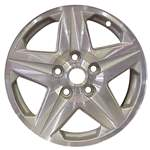 Aluminum Alloy Wheel, Rim 16x6.5 - 5115