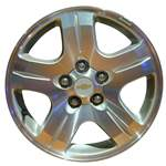 Aluminum Alloy Wheel, Rim 16x6.5 - 5175