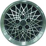 Aluminum Alloy Wheel, Rim 16x7 - 6510