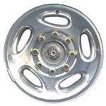 Aluminum Alloy Wheel, Rim 16x8 - 2124