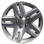 Aluminum Alloy Wheel, Rim 17x6.5 - 5071