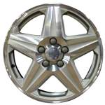 Aluminum Alloy Wheel, Rim 17x6.5 - 5187