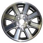 Aluminum Alloy Wheel, Rim 17x7 - 3694
