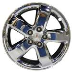 Aluminum Alloy Wheel, Rim 17x7 - 6584