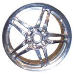 Aluminum Alloy Wheel, Rim 17x7 - 6607