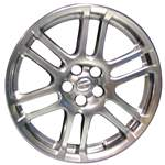 Aluminum Alloy Wheel, Rim 17x7 - 69471
