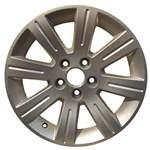 Aluminum Alloy Wheel, Rim 17x7.5 - 3816