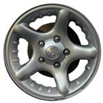 Aluminum Alloy Wheel, Rim 17x8 - 2126