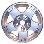 Aluminum Alloy Wheel, Rim 17x8 - 2164
