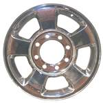 Aluminum Alloy Wheel, Rim 17x8 - 2187