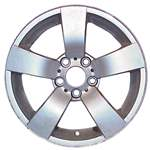 Aluminum Alloy Wheel, Rim 17x8 - 59473