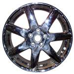 Aluminum Alloy Wheel, Rim 18x7 - 6608