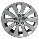 Aluminum Alloy Wheel, Rim 18x8 - 63937