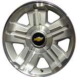 Aluminum Alloy Wheel, Rim 18x8 - 5300