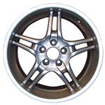 Aluminum Alloy Wheel, Rim 19x8.5 - 59552