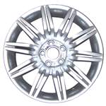 Aluminum Alloy Wheel, Rim 19x8.5 - 59554