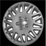 ABS Plastic 15 Inch Wheel Covers - IWC406/15S