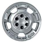 ABS Plastic 17 Inch Wheel Skins - IWCIMP-347X