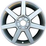 Aluminum Alloy Wheel, Rim 18x8 - 4576