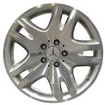 Aluminum Alloy Wheel, Rim 17x8.5 - 65297