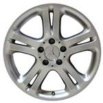 Aluminum Alloy Wheel, Rim 17x8 - 65332